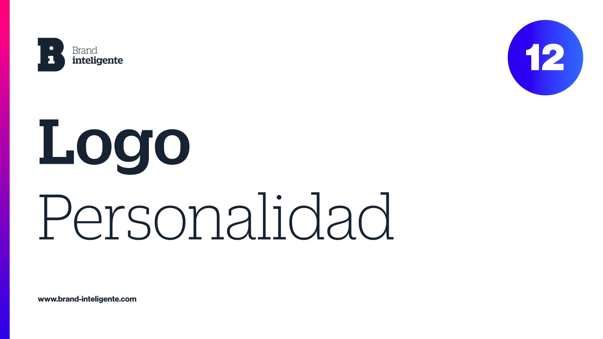Personalidad de Logo