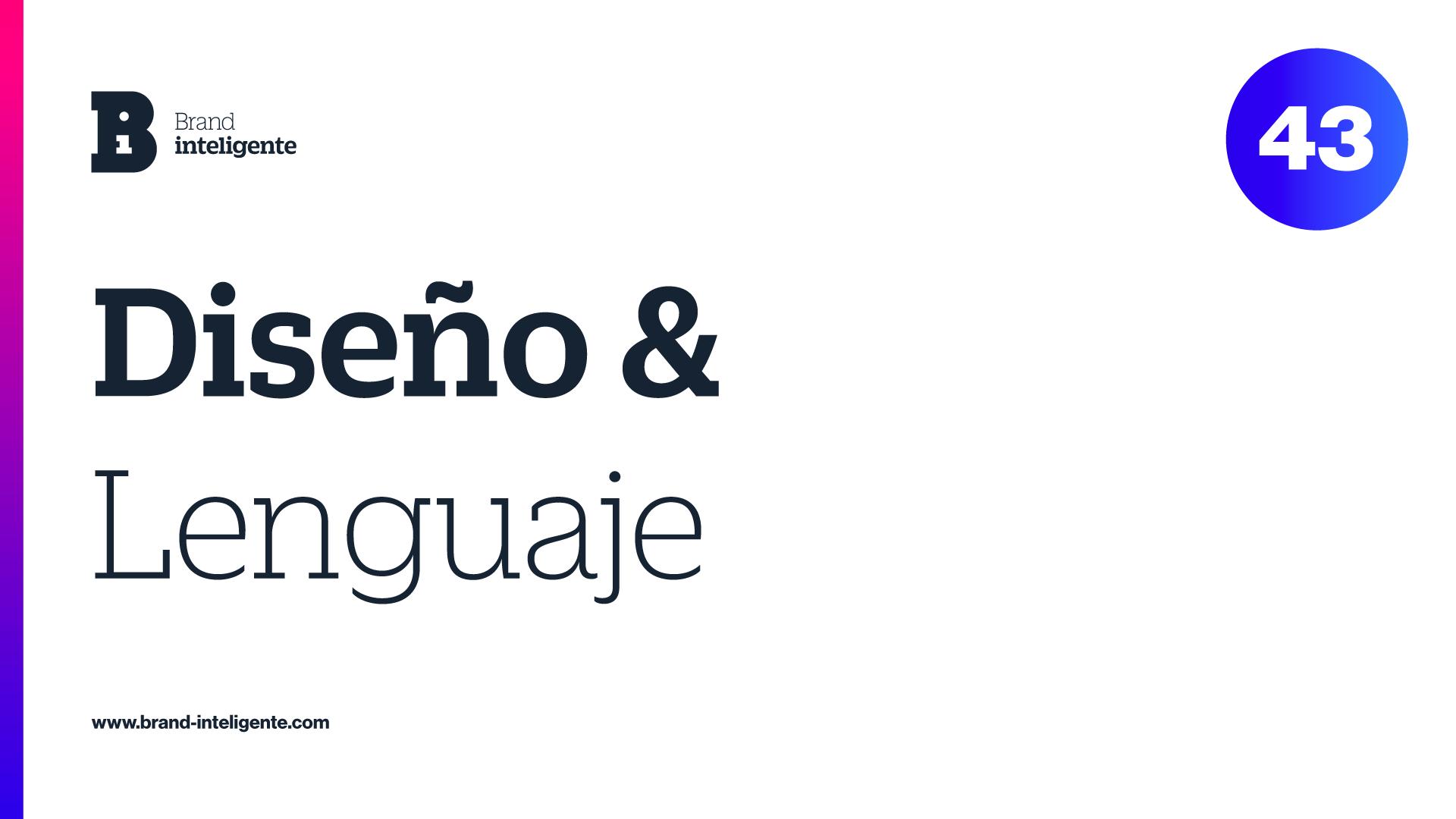 Diseño y Lenguaje