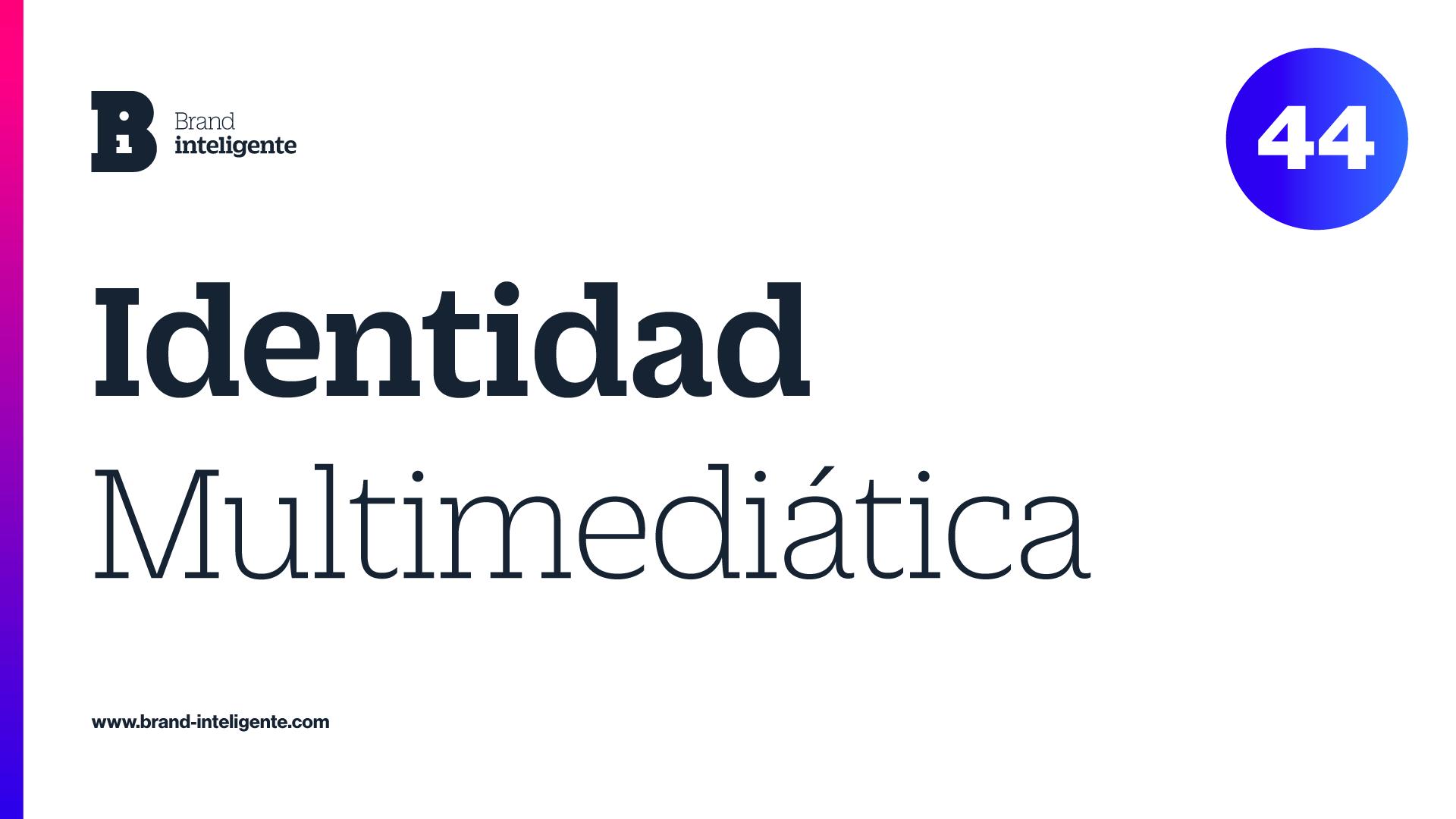 Identidad Multimediática: Audio y animación