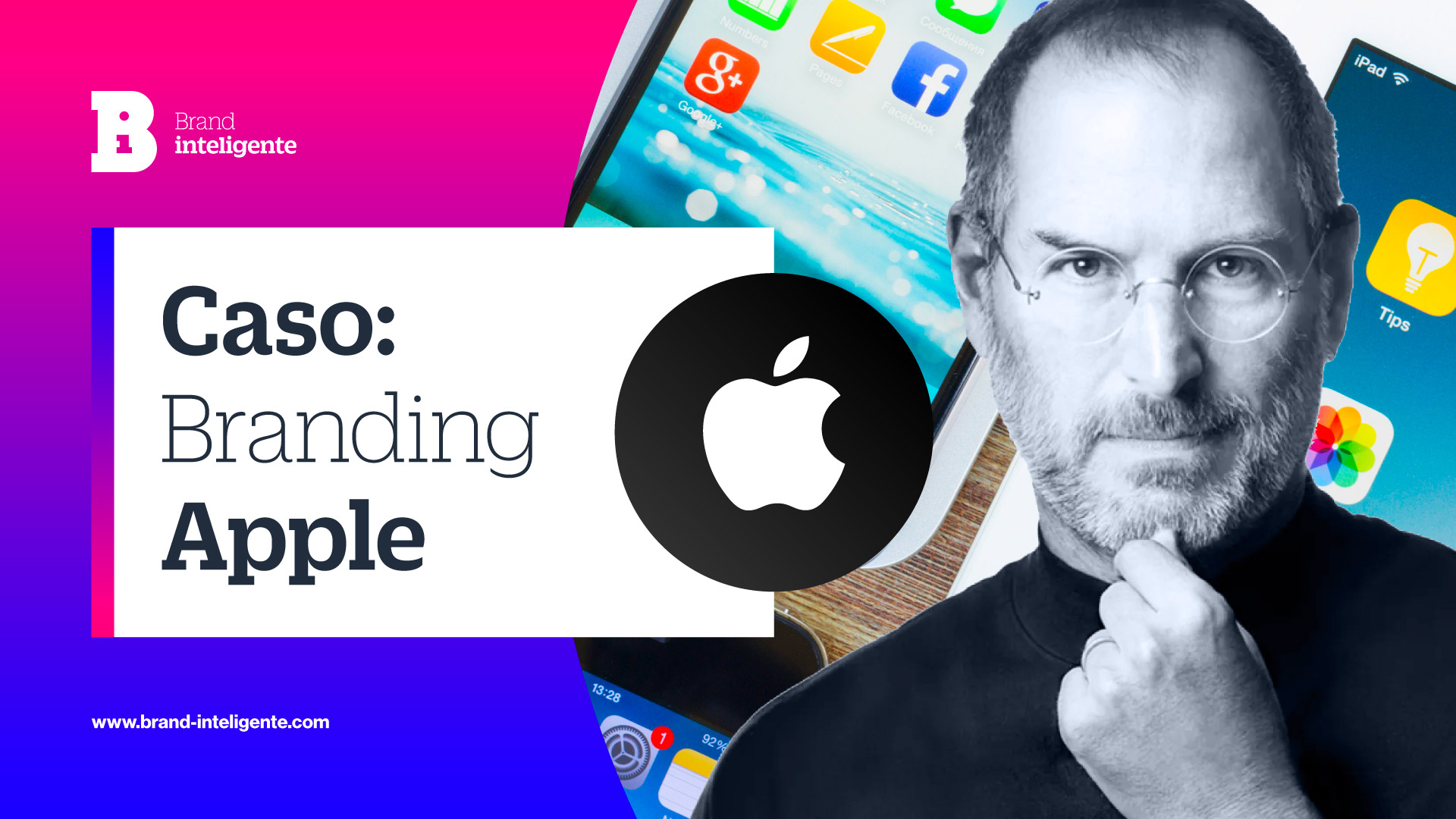 Caso Branding: Apple