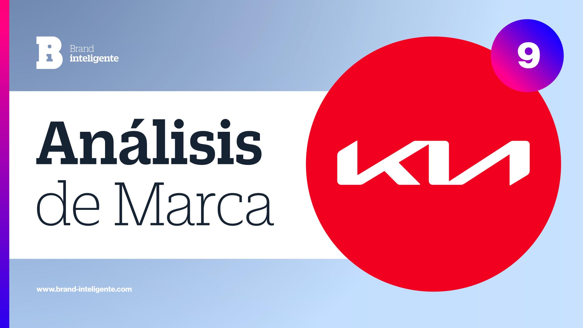 Análisis de marca: KIA