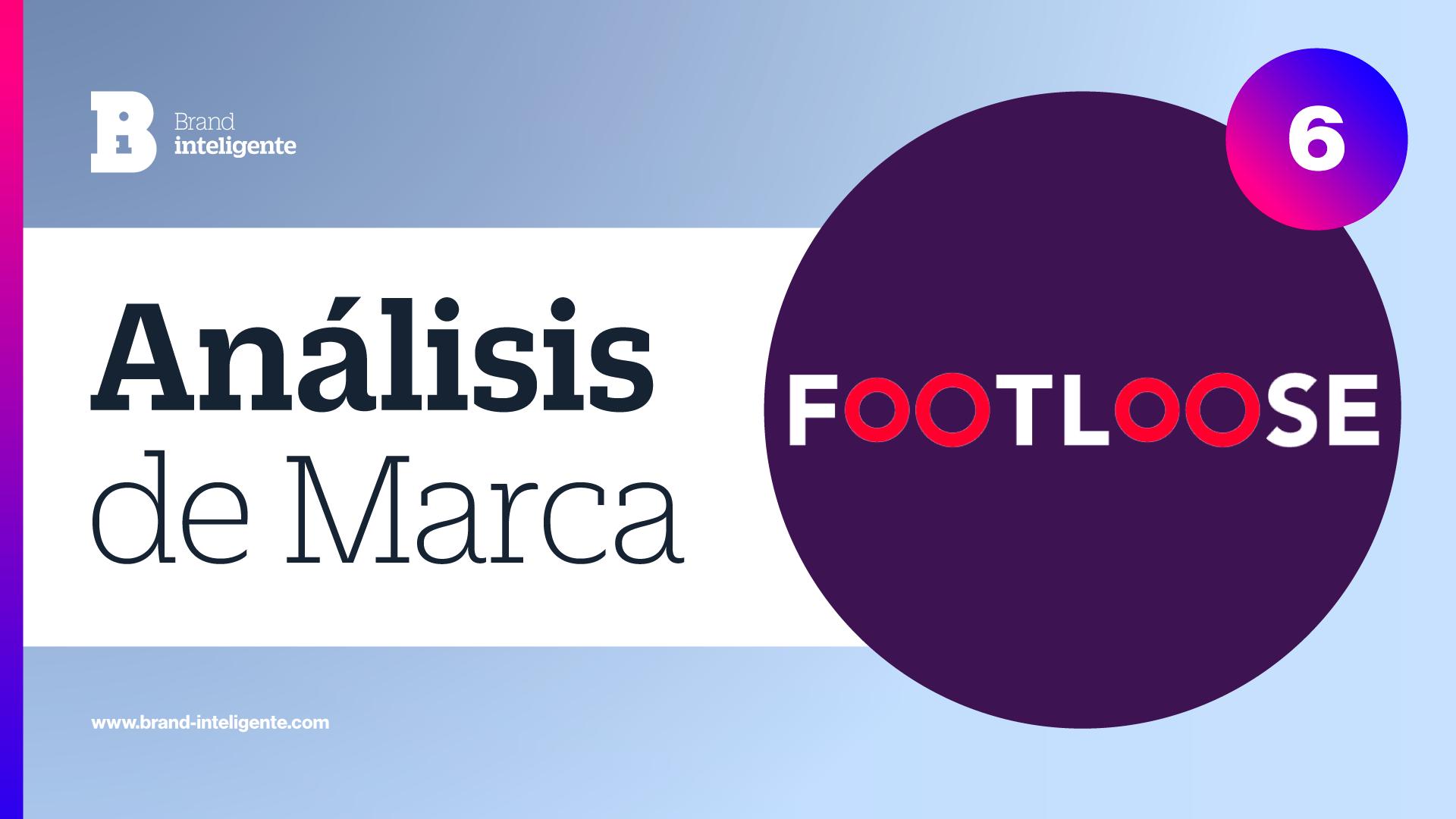 Análisis de marca: Footloose