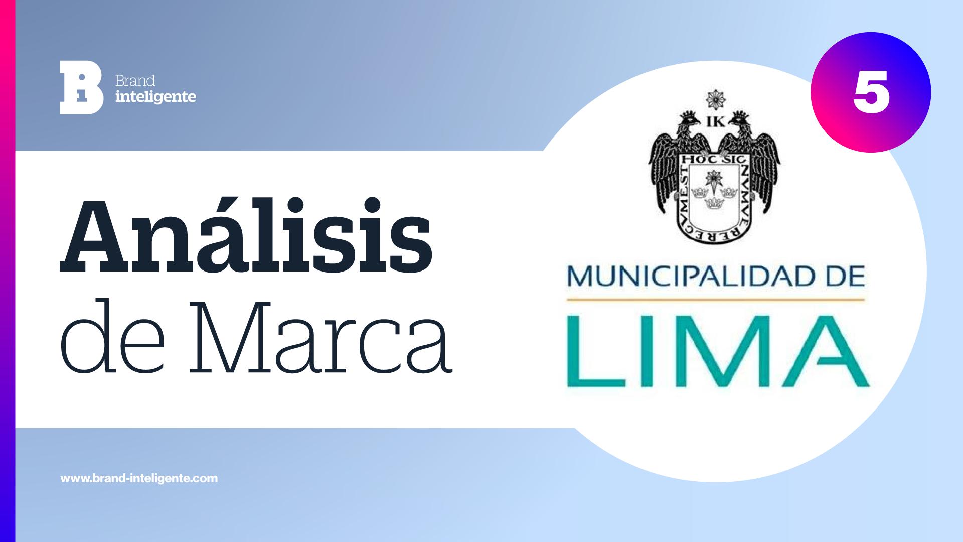 Análisis de Logo: Municipalidad de Lima