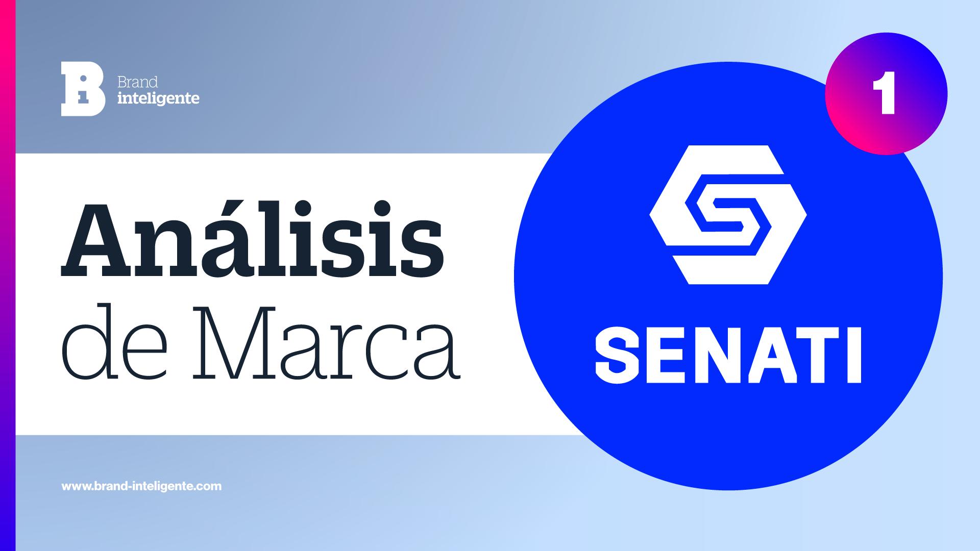 Análisis de marca: Senati