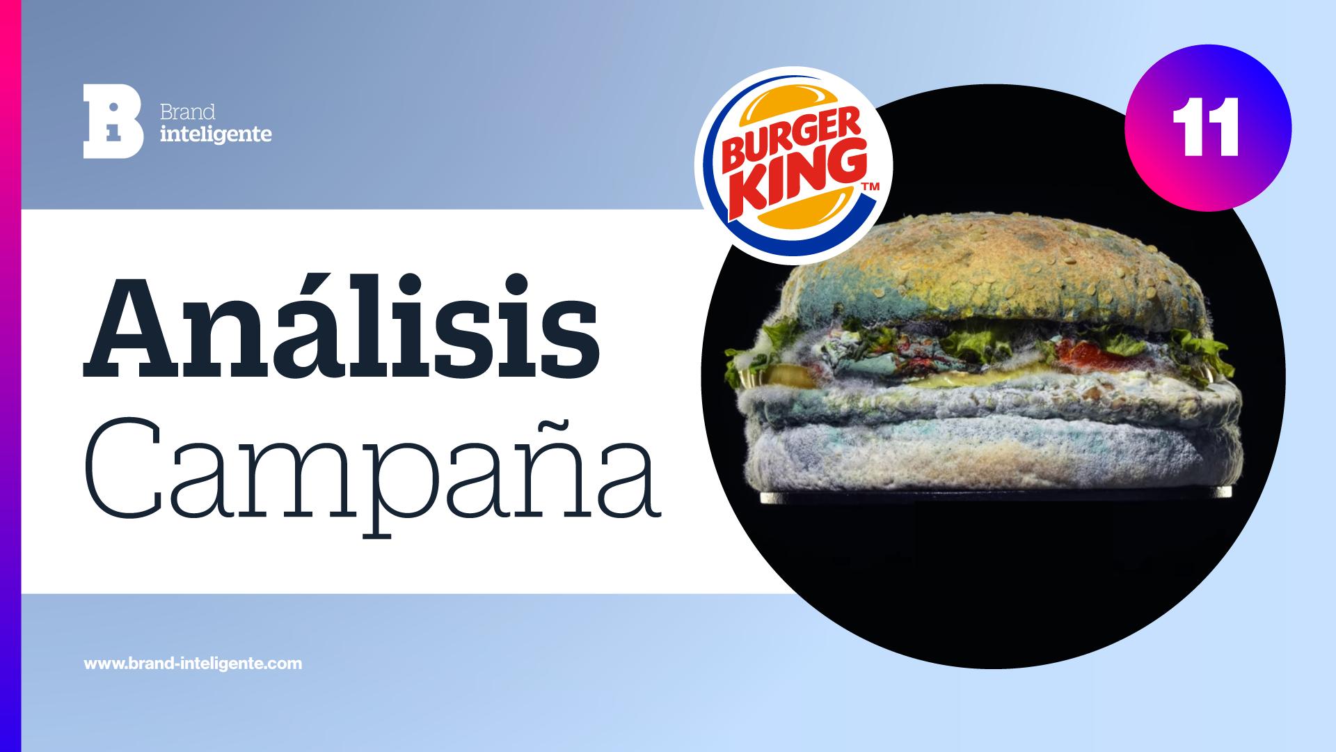 Campaña Burger King: Whopper Mohosa
